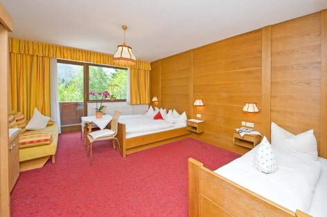 Hotel Menthof Zimmer